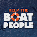 HELP THE BOAT PEOPLE icon