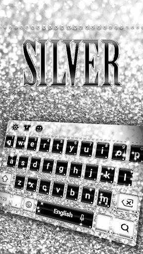 Silver Keyboard 10001005 screenshots 1