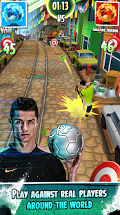 Cristiano Ronaldo: Kick'n'Run- screenshot thumbnail