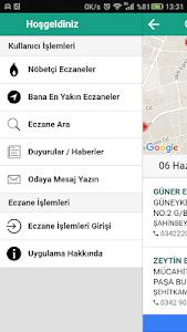 Nöbetçi Eczane Gaziantep screenshot 1