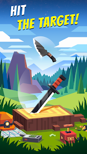 Flippy Knife MOD APK 1.9.4.1 [Unlimited Money] 1