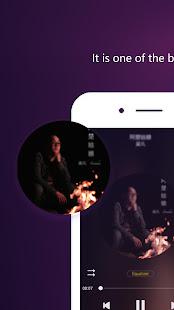 PureHub – Free Music Player 1