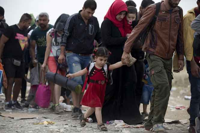 Christian exodus to Europe may be permanent, says bishop