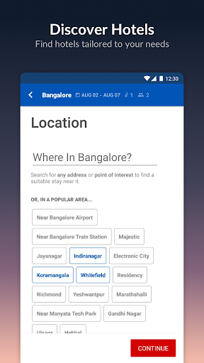 MakeMyTrip-Flights Hotels Cabs IRCTC Rail Bookings screenshot 4