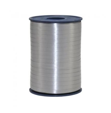 Ballongsnöre, silver 500 m x 5 mm