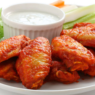 Ree's Classic Hot Wings.