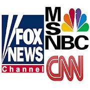 LIVE NEWS (MSNBC, FOX & CNN)