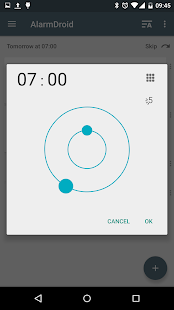AlarmDroid (alarm clock)- screenshot thumbnail