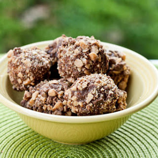 Peanut Butter Graham Cracker Balls