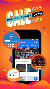 TouchPal Emoji Keyboard 6 1 4 2 (build 5115) APK for Android