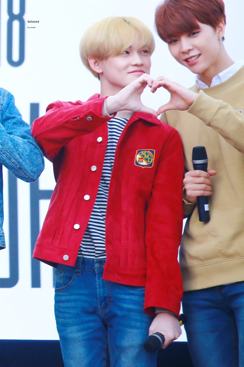 nct chenle johnny
