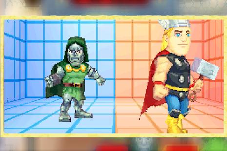 Super Avengers Hero Squad Combat - náhled