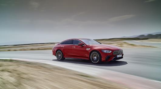 Estreno mundial del primer híbrido de altas prestaciones de Mercedes AMG