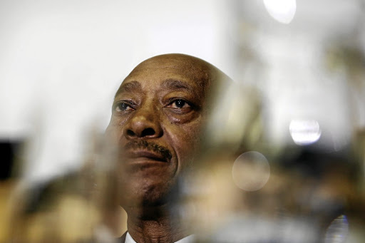 Tom Moyane. Picture: Moeletsi Mabe/Sunday Times