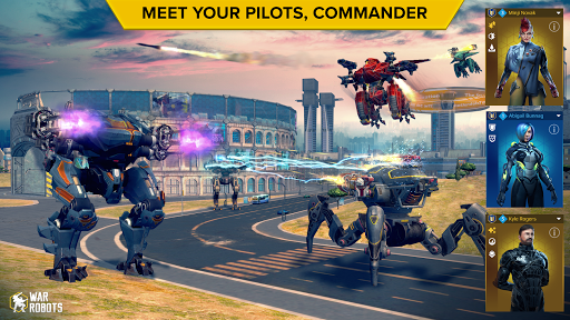 War Robots 5.1.0 screenshots 1