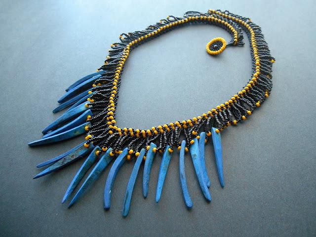 Coconut Dagger Necklace