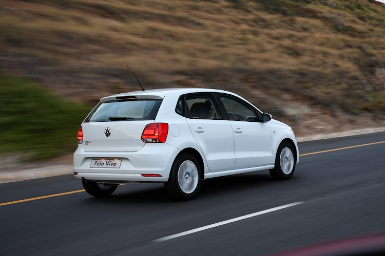 Remove the Vivo badge and the rear could be a previous gen Polo.    Picture: QUICKPIC