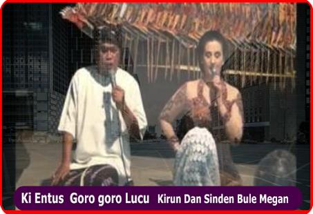 Dalang Edan Ki Entus Suswono Wayang Kulit - náhled