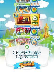 Pocket Tower: Building Game & Money Megapolis 10