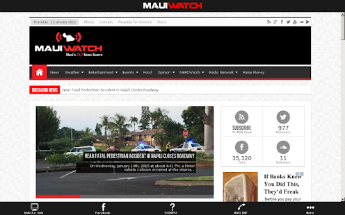 MAUIWatch- screenshot thumbnail