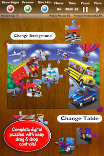 Jigsaw Puzzles by MasterPieces - Apps on Google Play