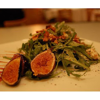 Arugula and Fig Salad