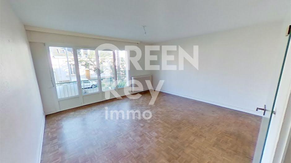 Vente appartement 3 pièces 63 m² à Nantes (44100), 289 000 €
