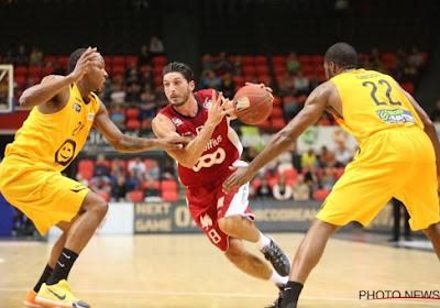 Liège Basket s'incline et change de président