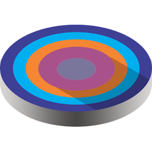 Download Pixel Pie 3D - Icon Pack APK latest version app for android devices