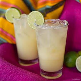 Solita's Skinny Margarita.