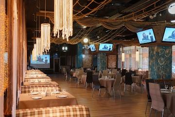 Ресторан Meduza