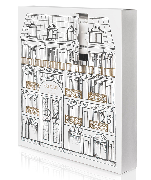Balmain Advent Calendar.