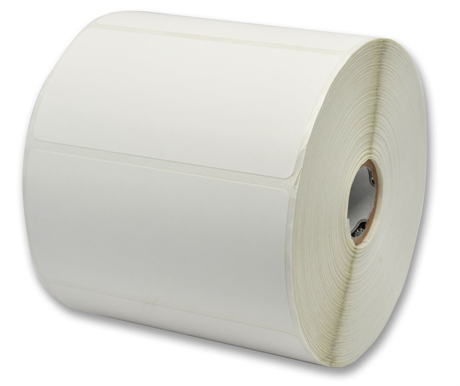 Details about Zebra 10015344 Label Paper 4x3in Direct Thermal Zebra  Z-Select 4000D - Permanent