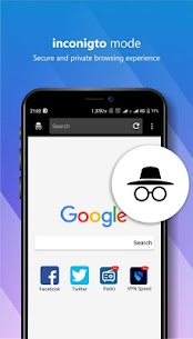HS Browser 4G  – Light & Fast Browser Apk Latest Version Download For Android 3