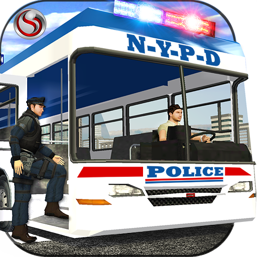 Police Bus Criminal Transport