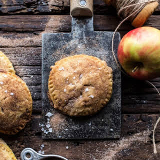 Caramelized Condensed Milk Mini Apple Pies..
