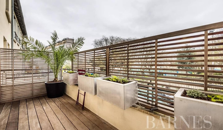 Maison avec jardin et terrasse Issy-les-Moulineaux