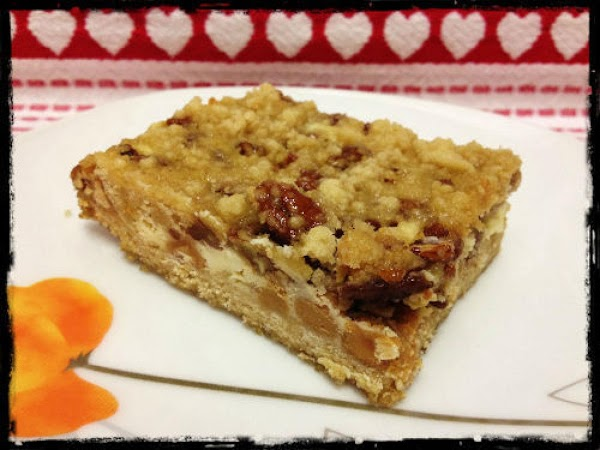 Chocolate Peanut Butter Pecan Pie Cheesecake Bars Recipe