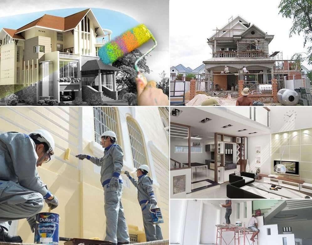 Lưu ý sửa chữa nhà tại quận 4