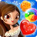 Sugar Smash: Book of Life - Free Match 3 Games icon