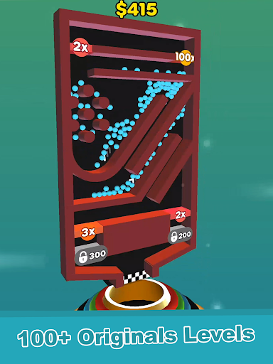 Split Balls 3D - screenshot