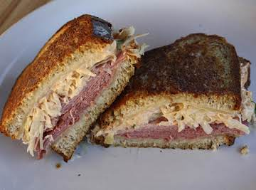 "Reuben or Rachel ""Your Choice"""