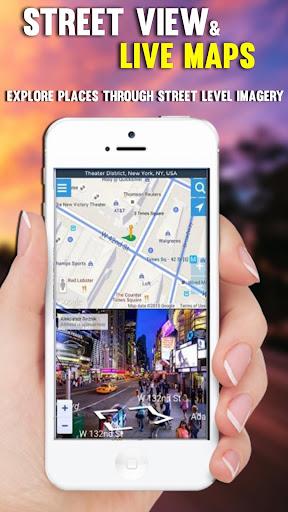 Street View Live Maps, GPS Navigation Directions 1.3.1 screenshots 2
