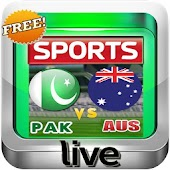 PAK Vs AUS Live Cricket TV All