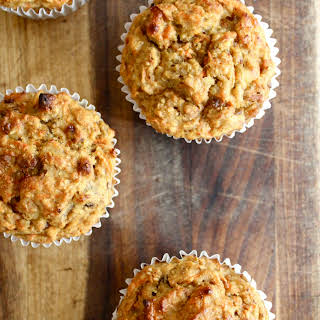 Healthy Carrot Muffins with Bush Honey Icing.