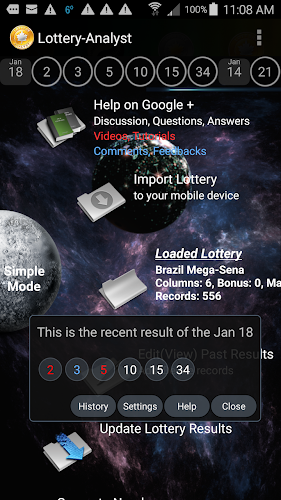 Download Lottery-Analyst APK latest version app by Giga