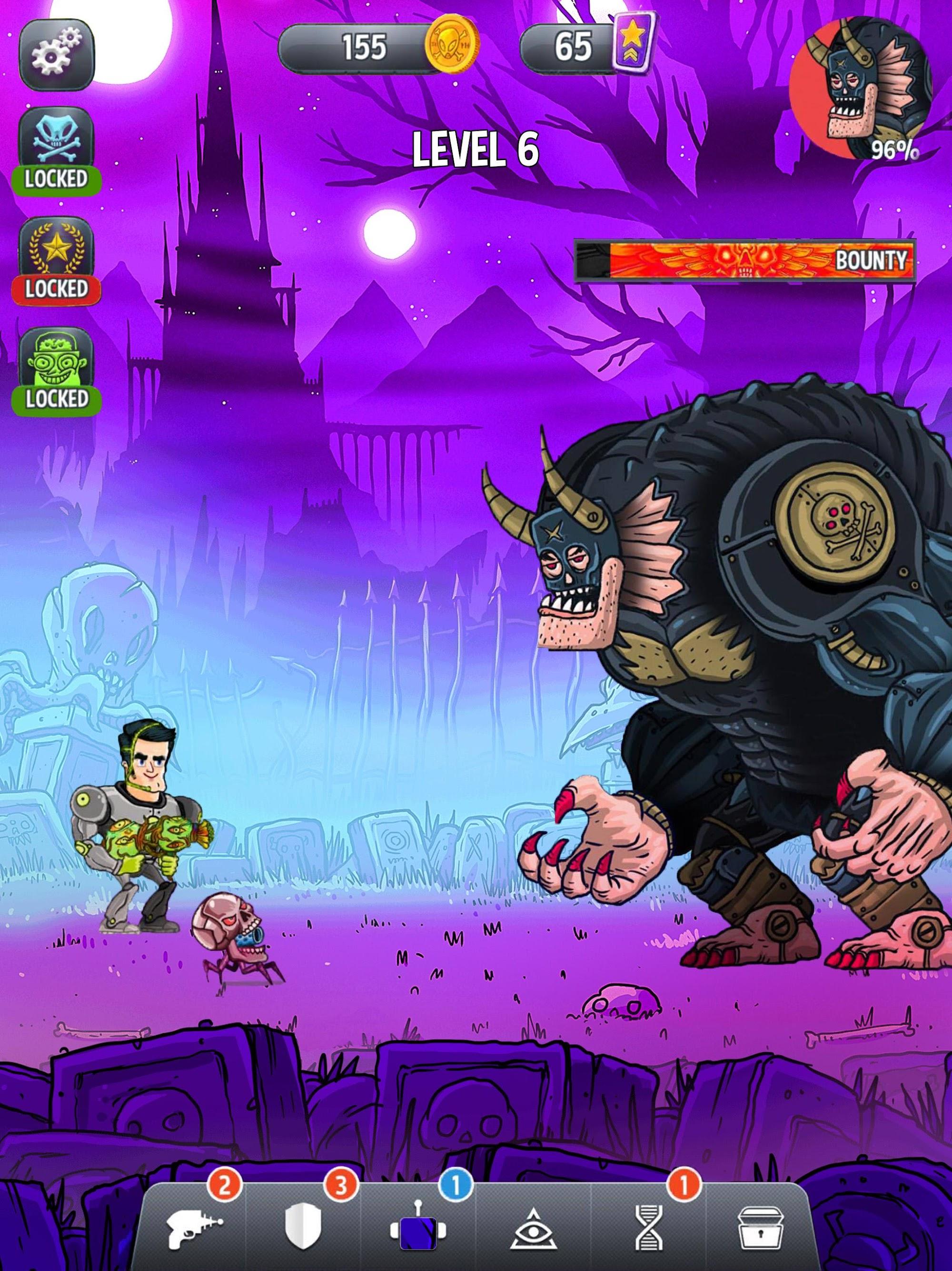 Tap Busters: Galaxy Heroes screenshot #11