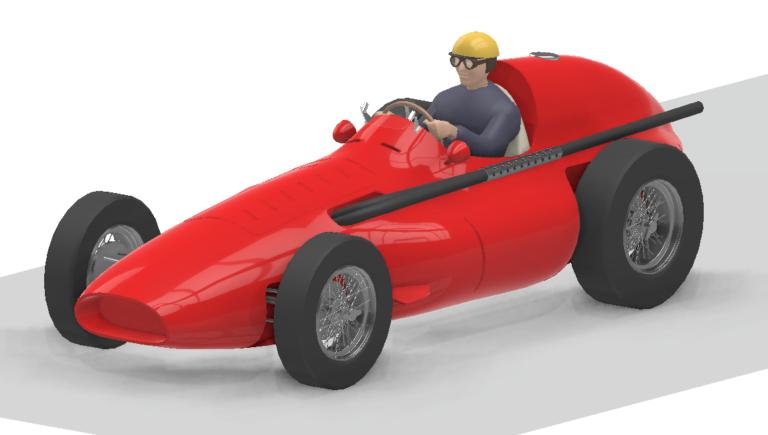 ANSYS - В примере с автомобилем можно сделать воздух полупрозрачным и подчеркнуть нижнюю грань тела для имитации пола