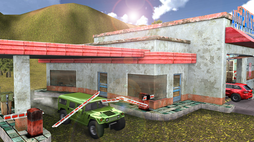 Extreme SUV Driving Simulator screenshot 4