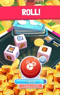 Dice Dreams MOD (Unlimited Rolls) 2